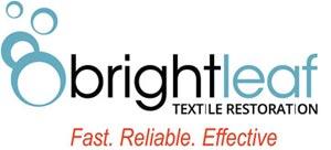Brightleaf Textile Restoration Logo